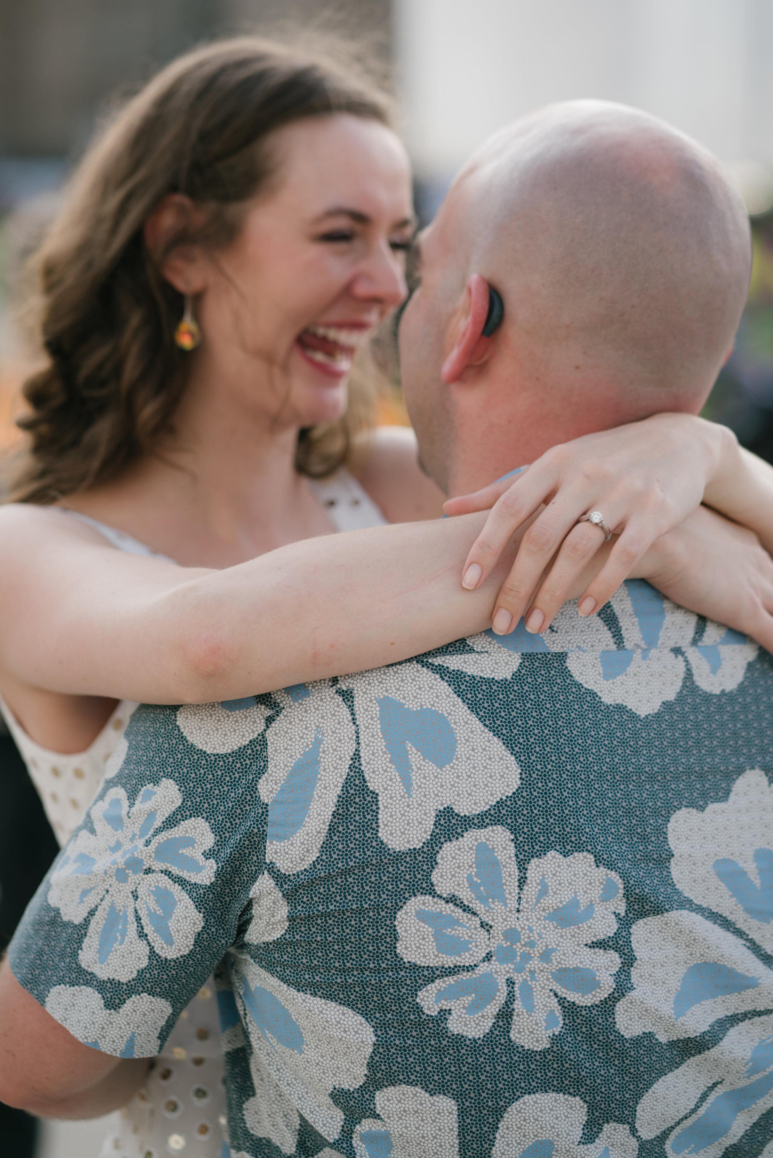new york wedding engagement couples