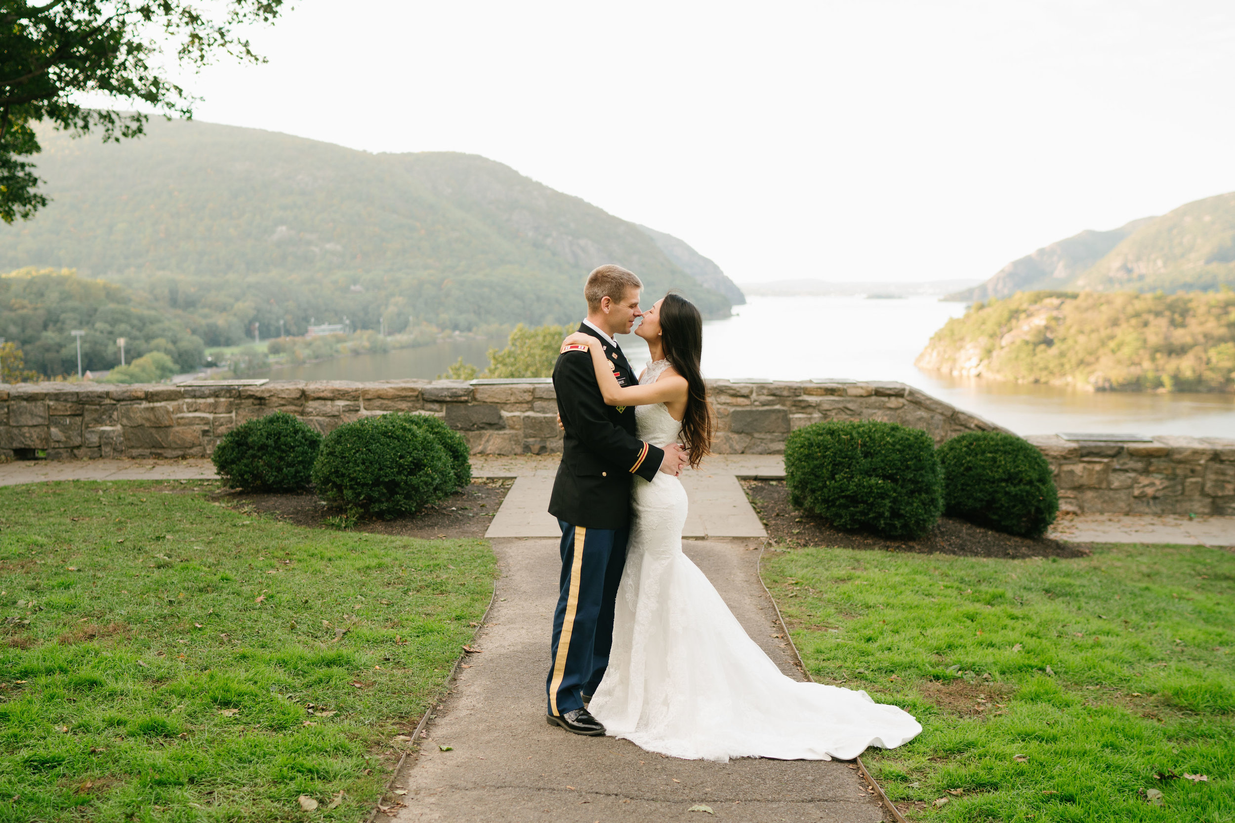 west point military academy wedding