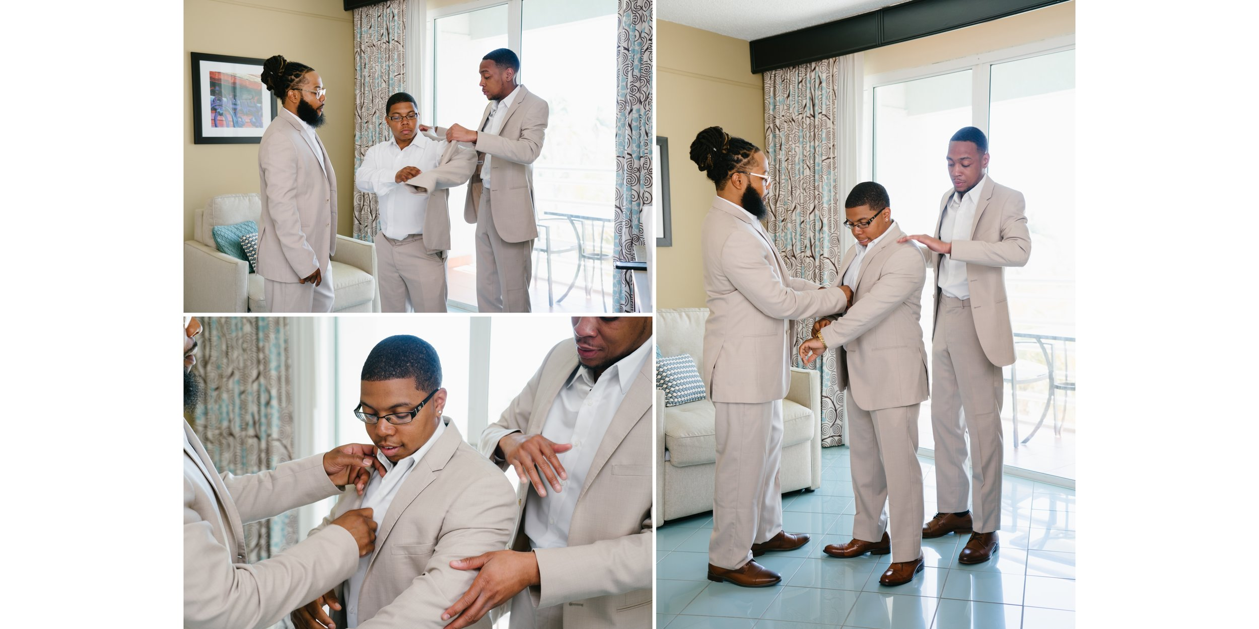 destination wedding in the Caribbean