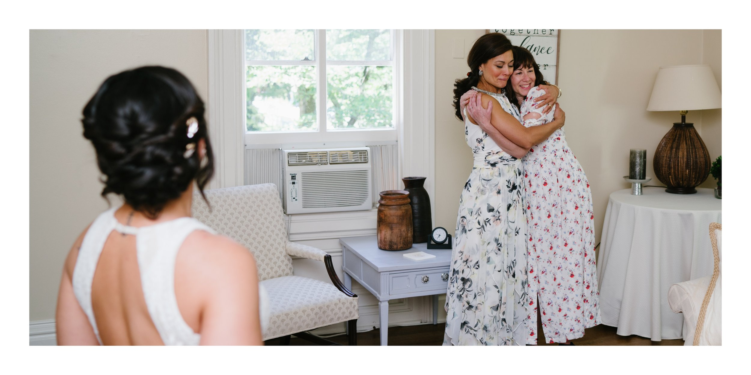Wedding in Fairfield Connecticut at Burr Mansion