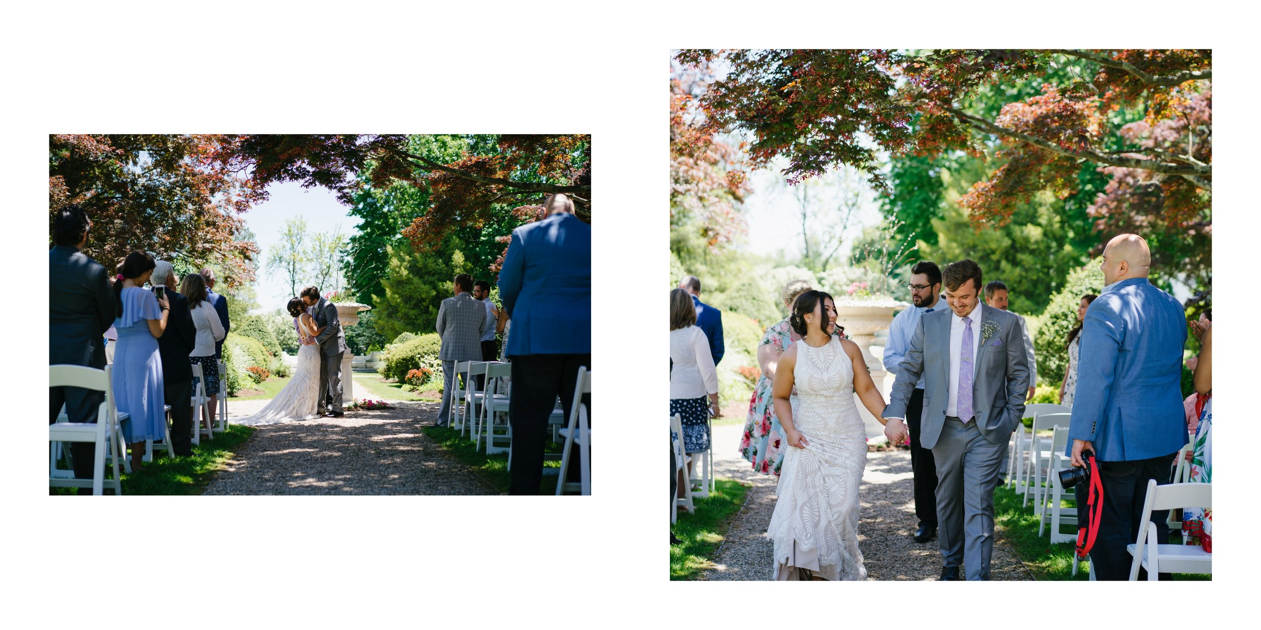 burr homestead wedding