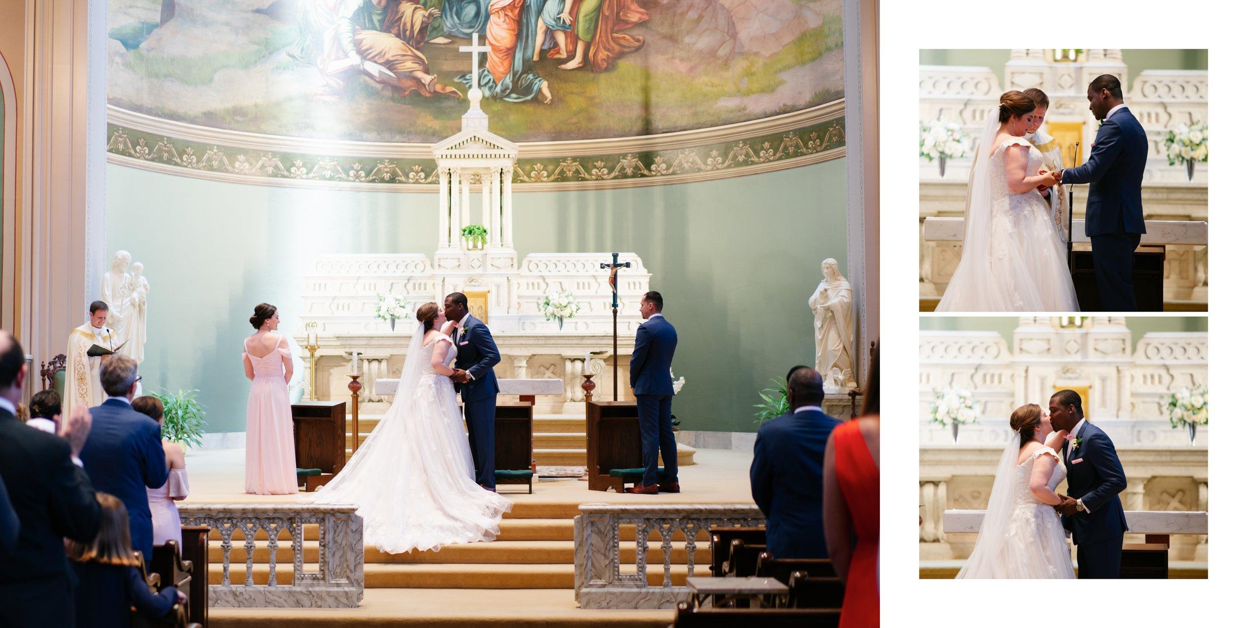 catholic wedding ceremony los angeles
