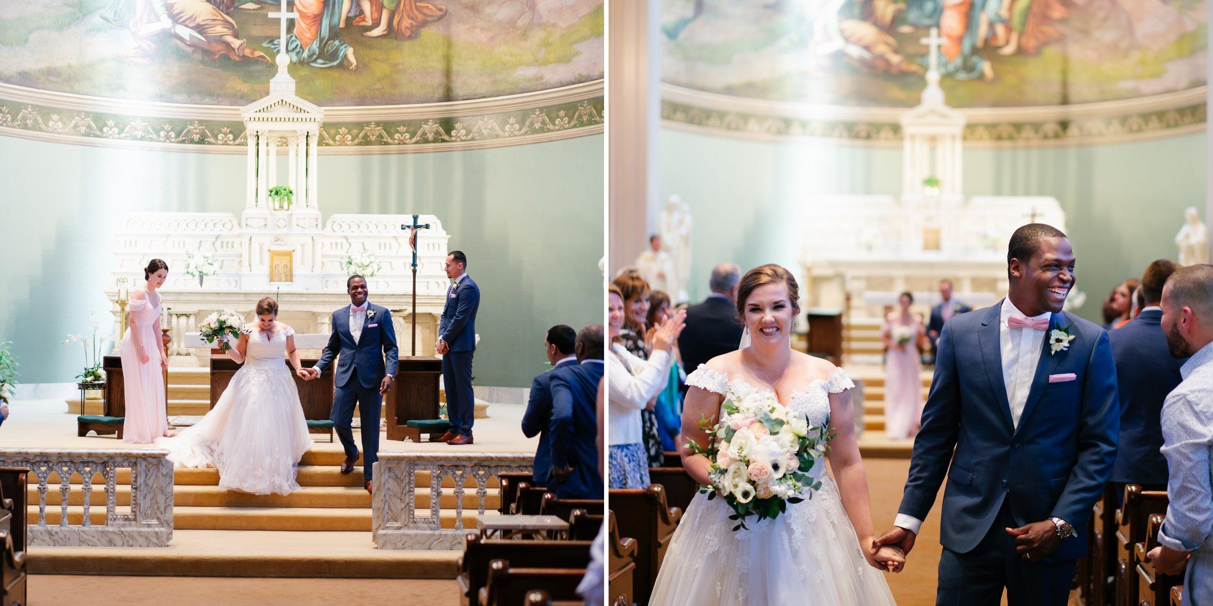 wedding ceremony in los angeles