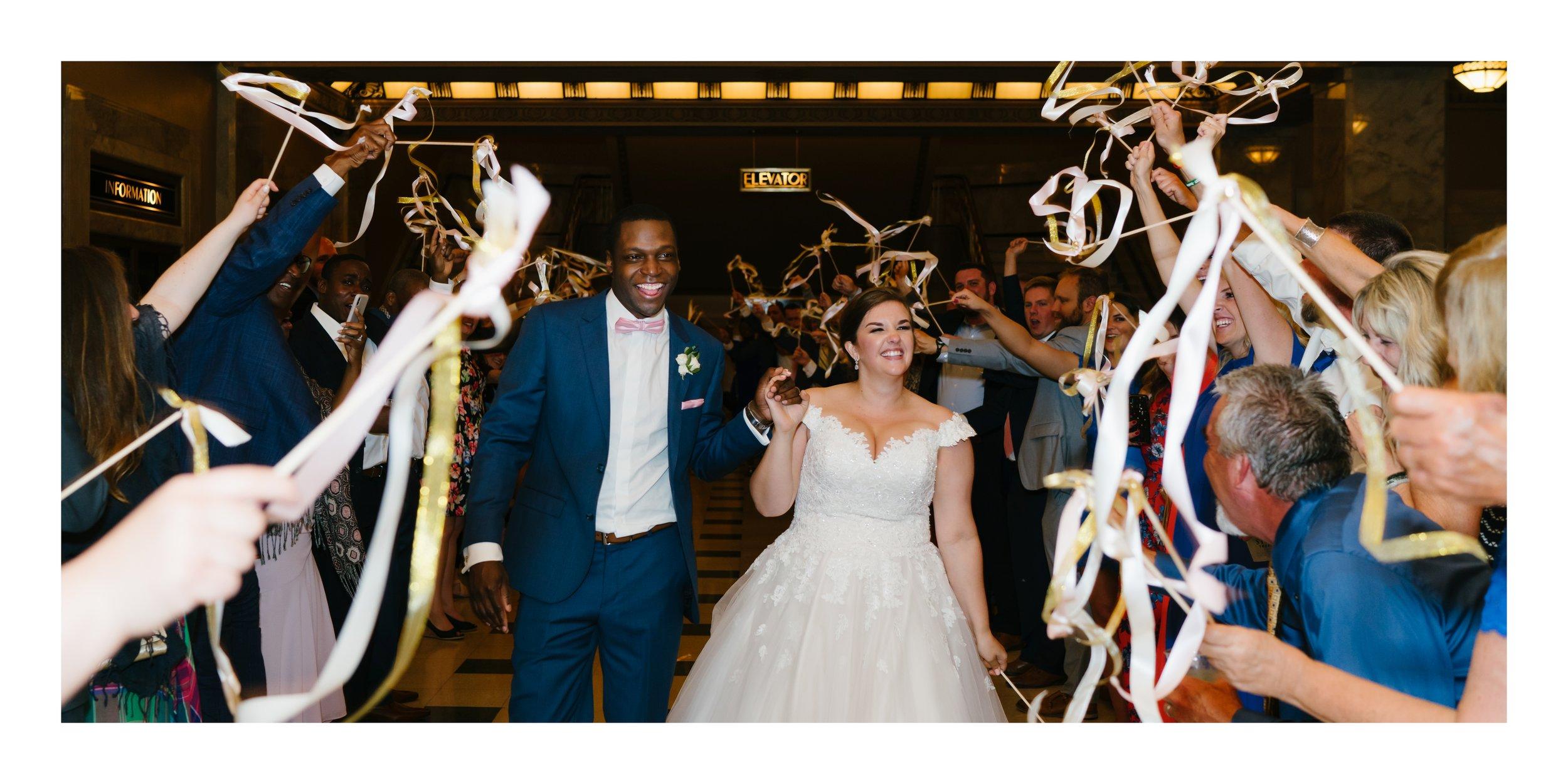 wedding exit ideas