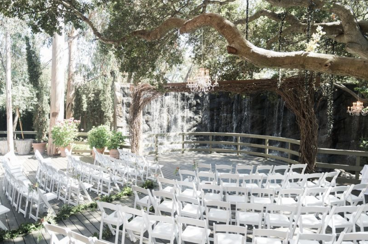 Calamigos Ranch Malibu - Los Angeles Wedding Venue
