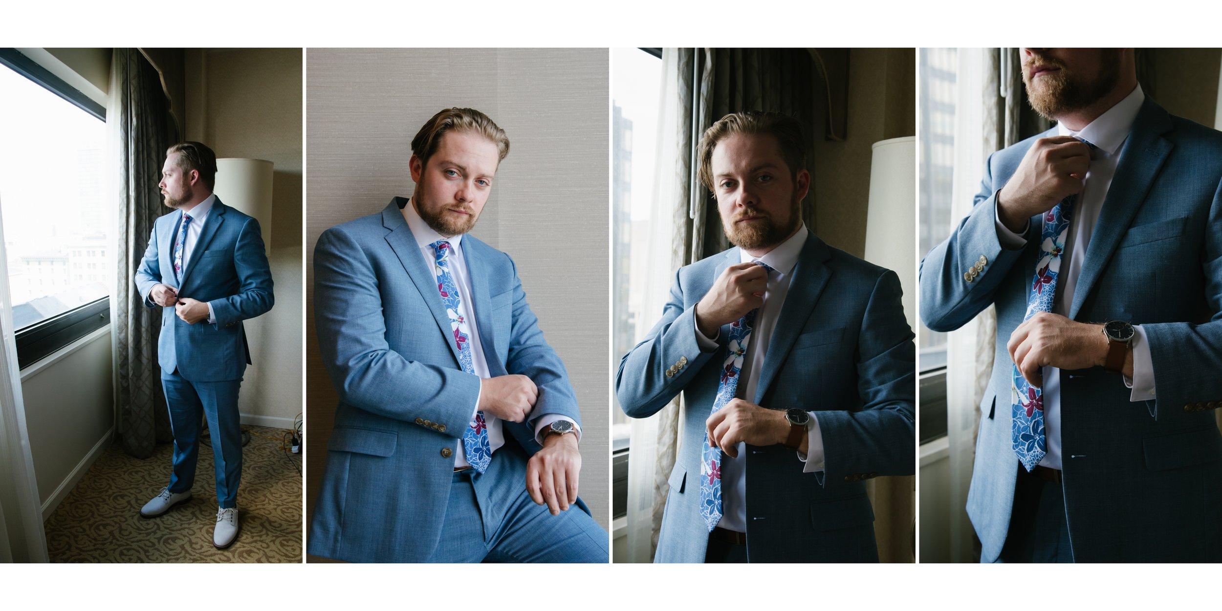 grooms portraits los angeles wedding photographer
