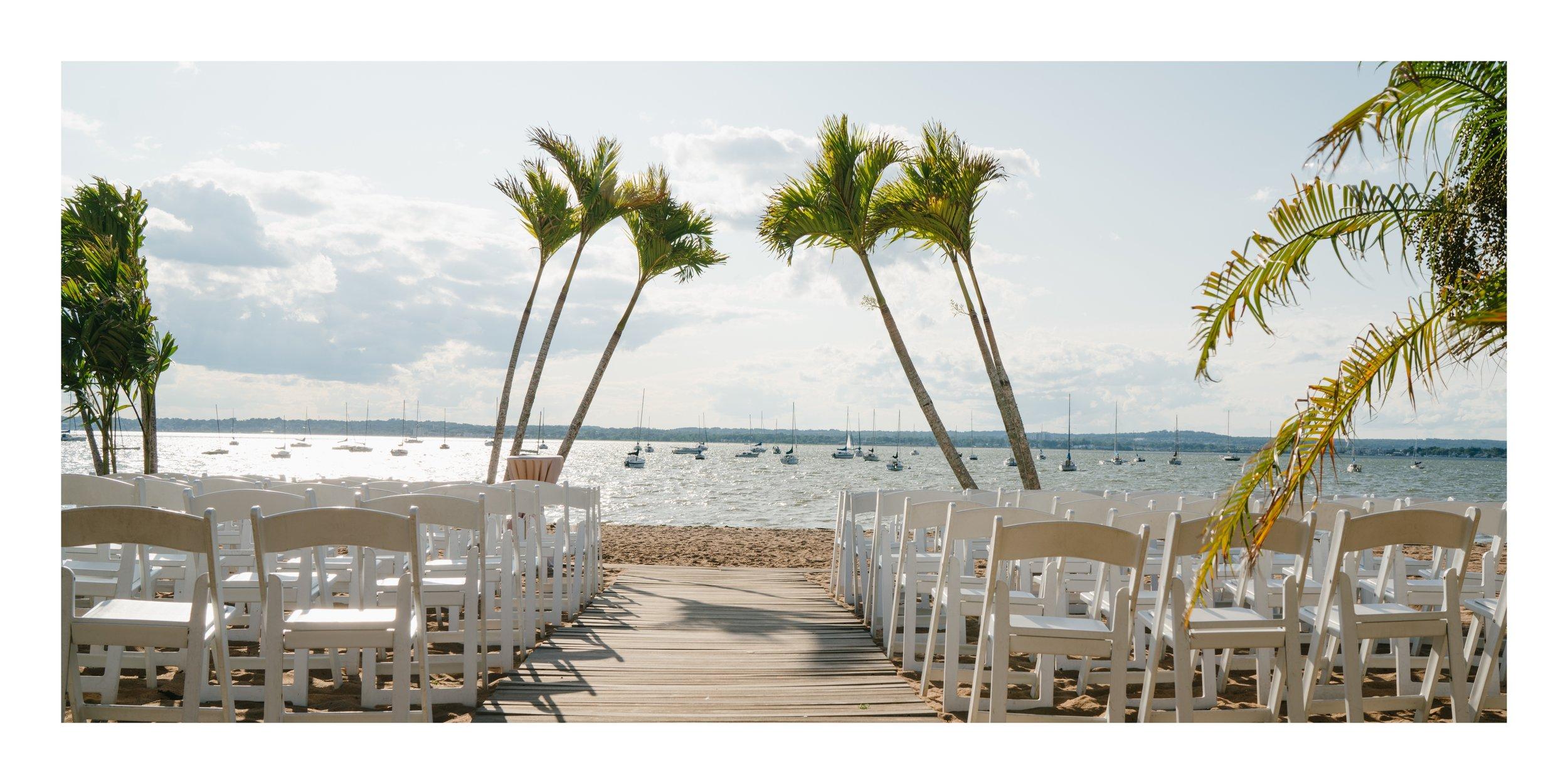 beach wedding in los angeles