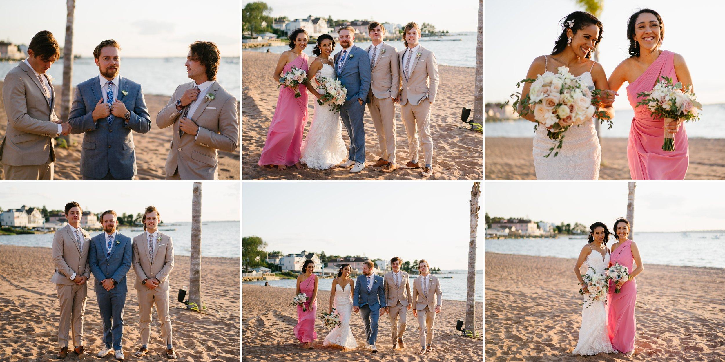 beach wedding | los angeles wedding photographer