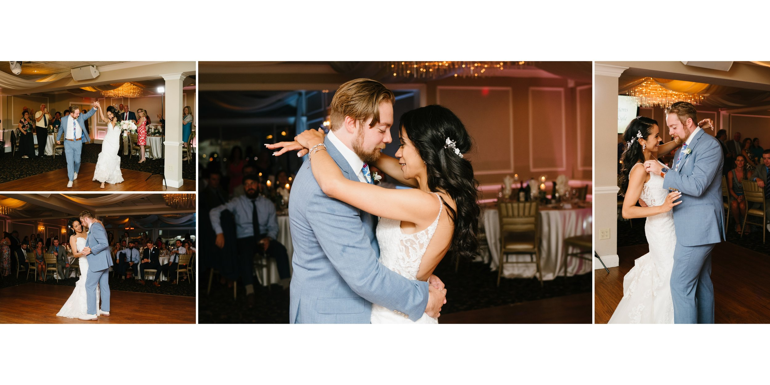 first dance at wedding in los angeles