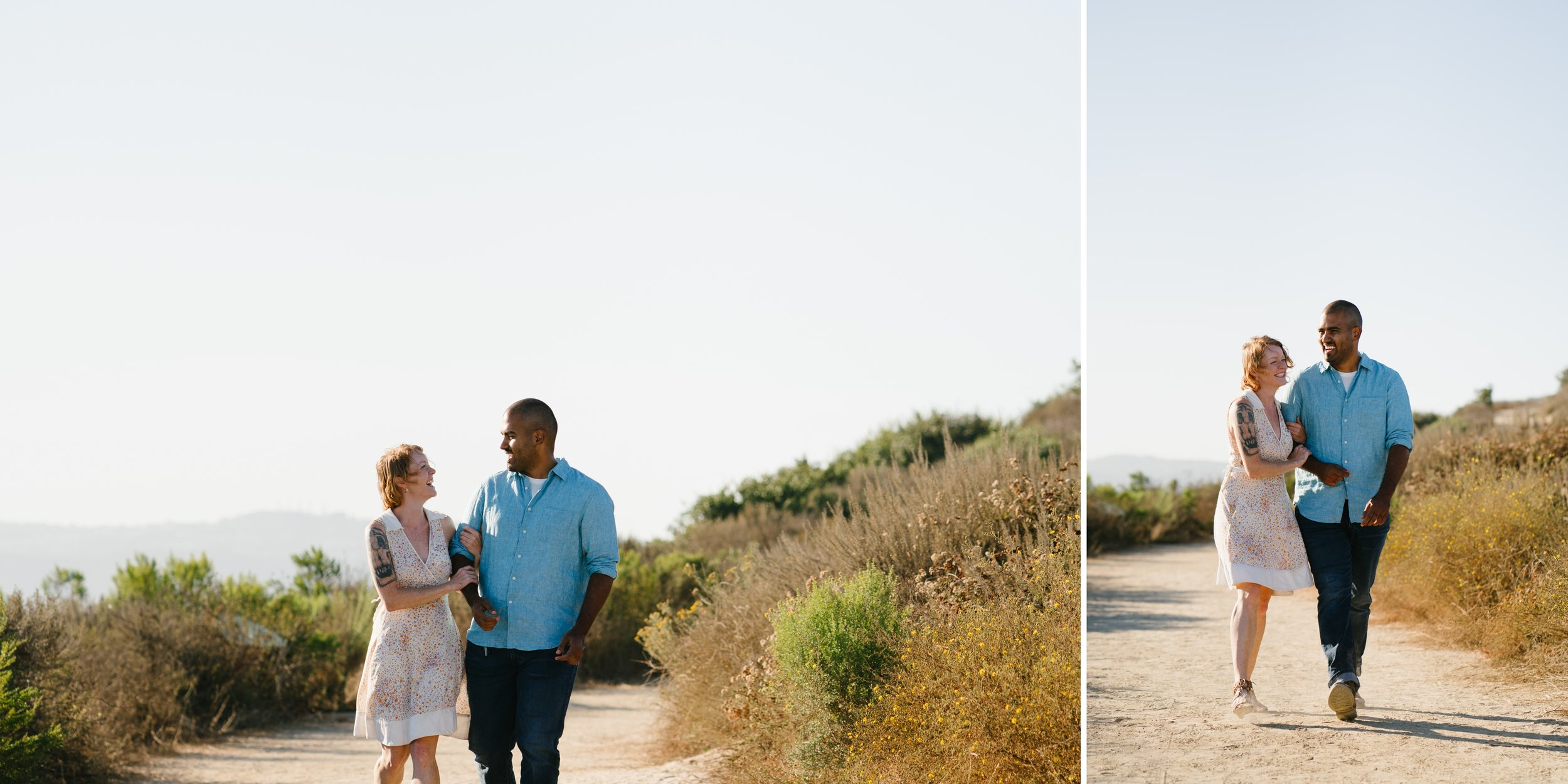 Top Of The World Laguna Beach Engagement Session