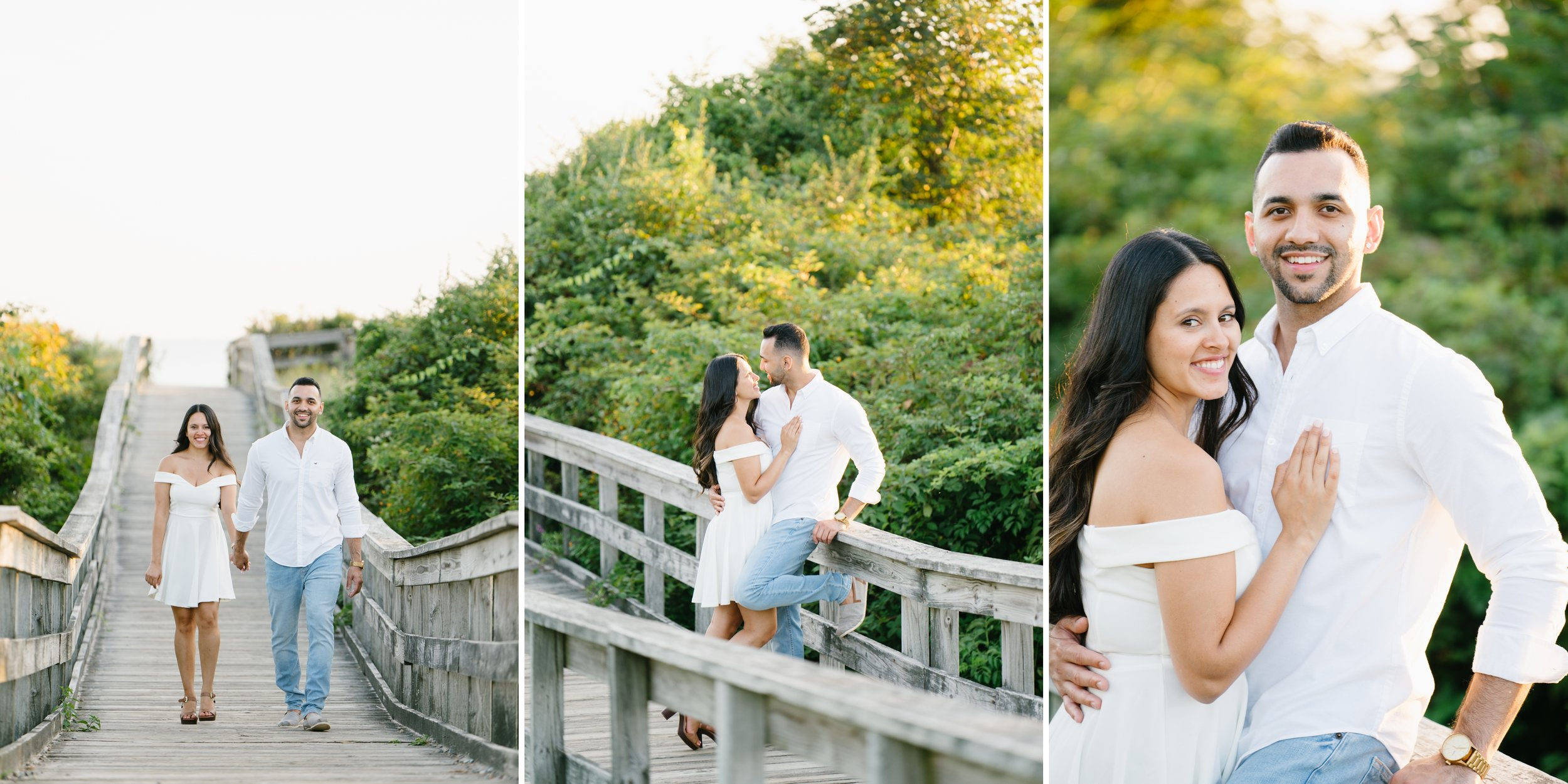 beach engagement session Los Angeles