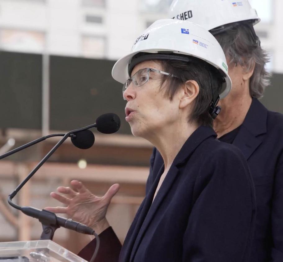 Liz Diller,  Architect