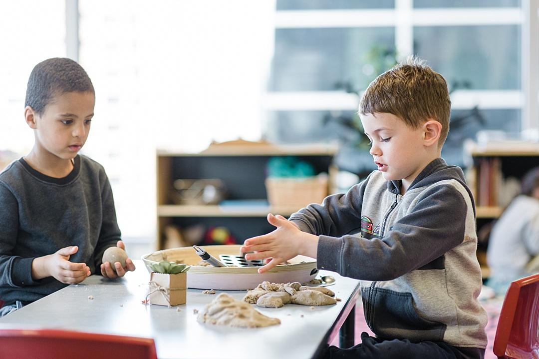 Sentia Early Learning child care day care kinder program kindergarten program Melbourne city playtime