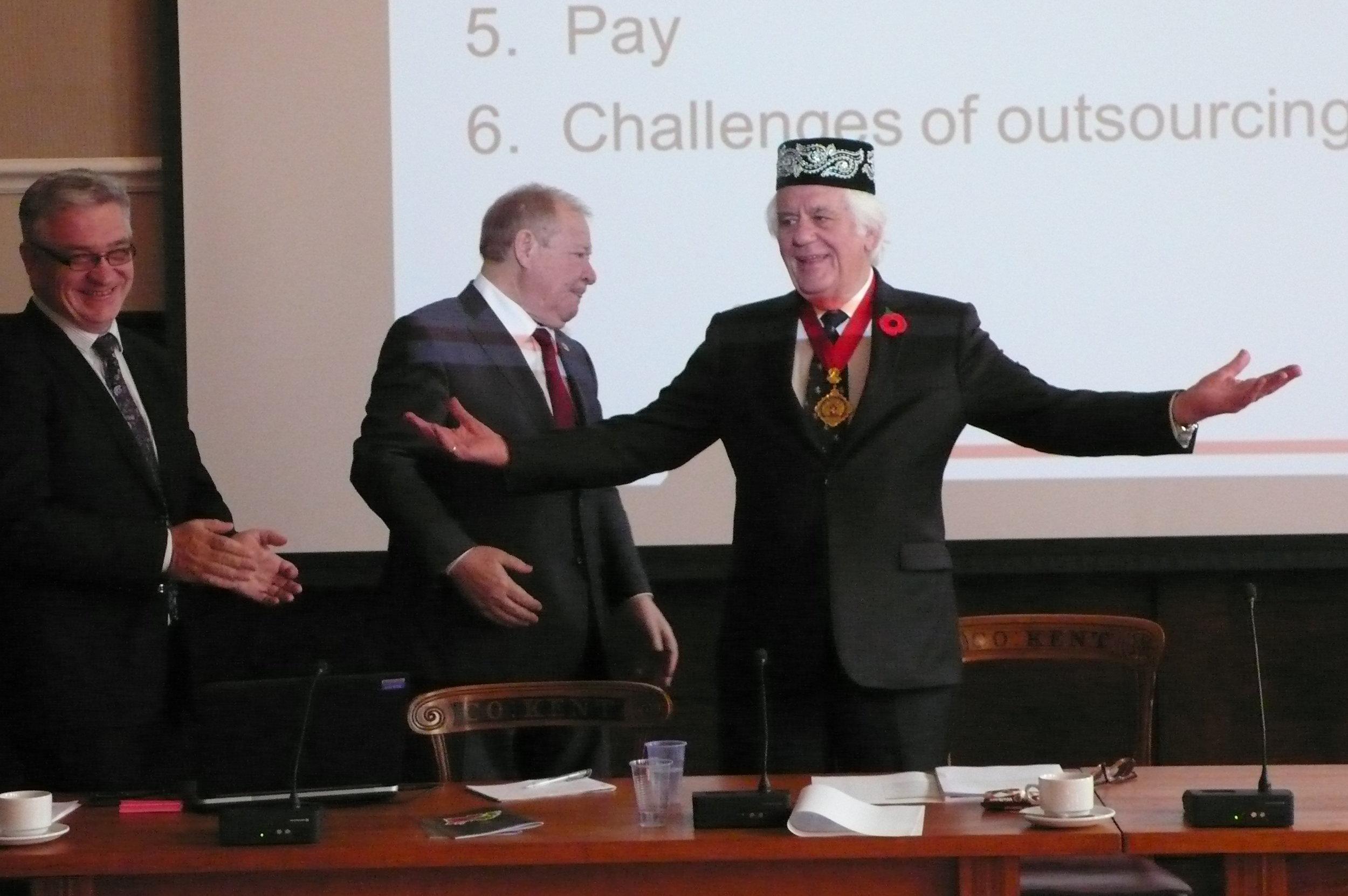 Встреча муниципалов UK - TATARSTAN