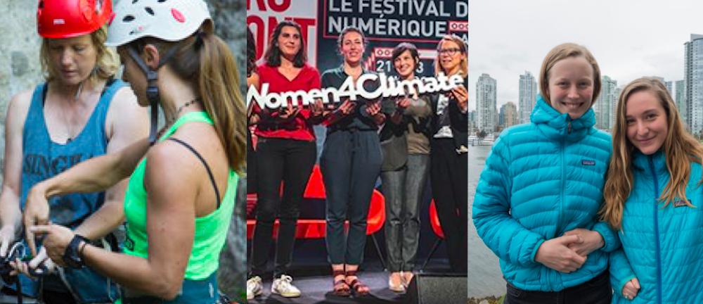 Three Mentorship Program: Mountain Mentors, Women4Climate & Climate Guides.