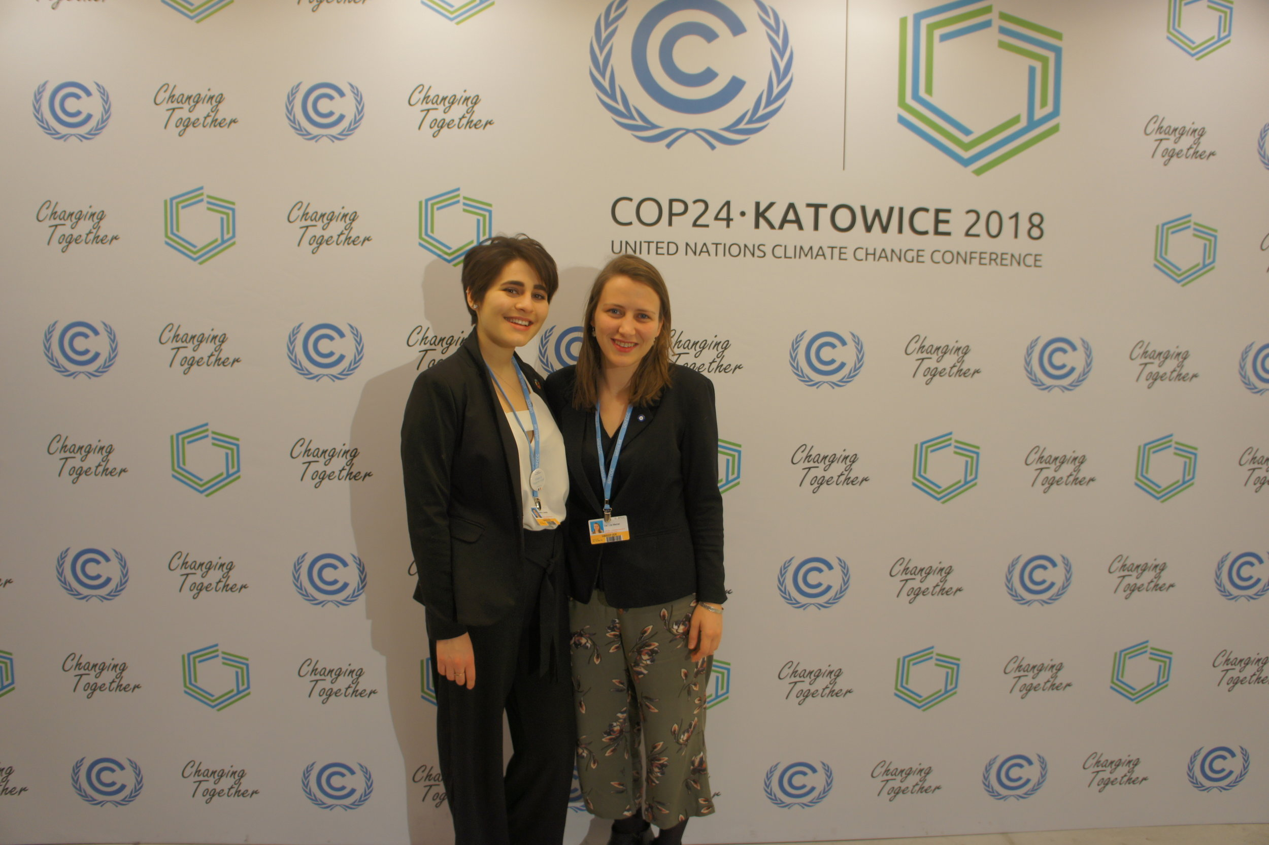 UNFCCC COP24 - With the BCCIC youth delegation, we helped to represent the voices of BC youth at the 24th United Nations Climate Change Summit.