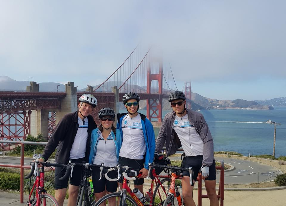 The Climate Ride and GCAS - We rode our bikes to San Francisco to attend the Global Climate Action Summit.