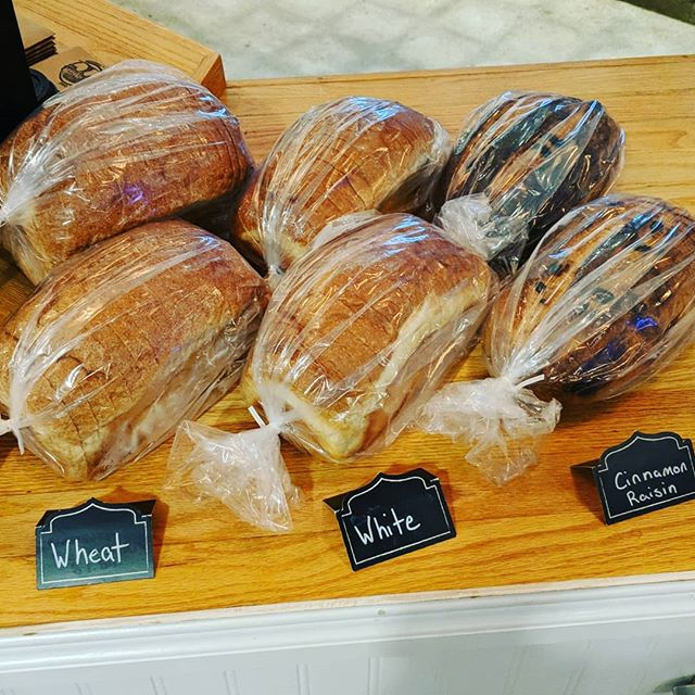 We've got fresh loaves available from @avalonbakery! #tmocafe #eatlocal #coffeeshop #sandwichshop #dearborn #michigan