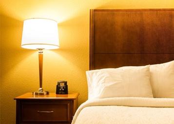 sleep study bedroom
