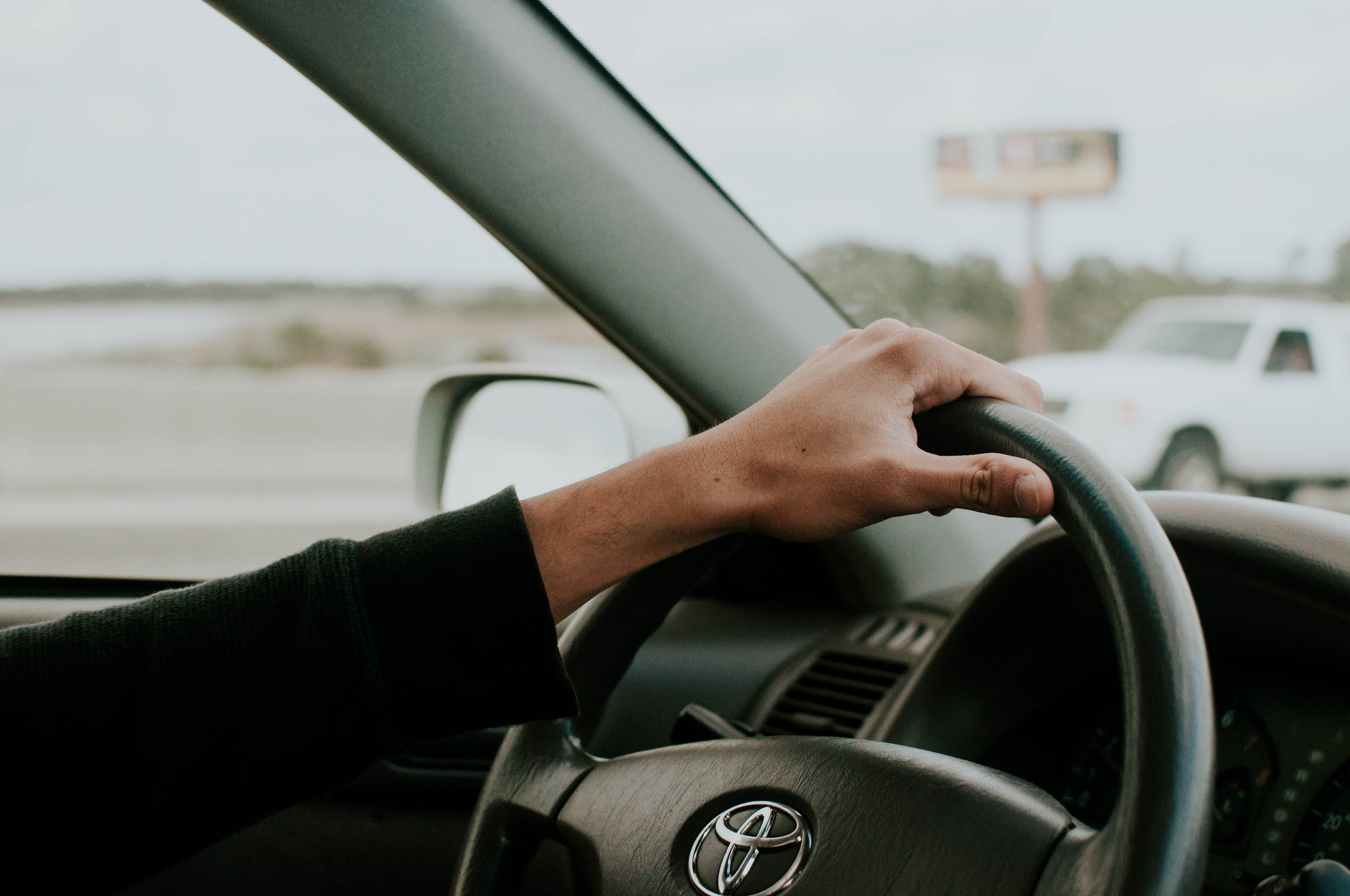 drowsy driving or driving while sleepy is dangerous