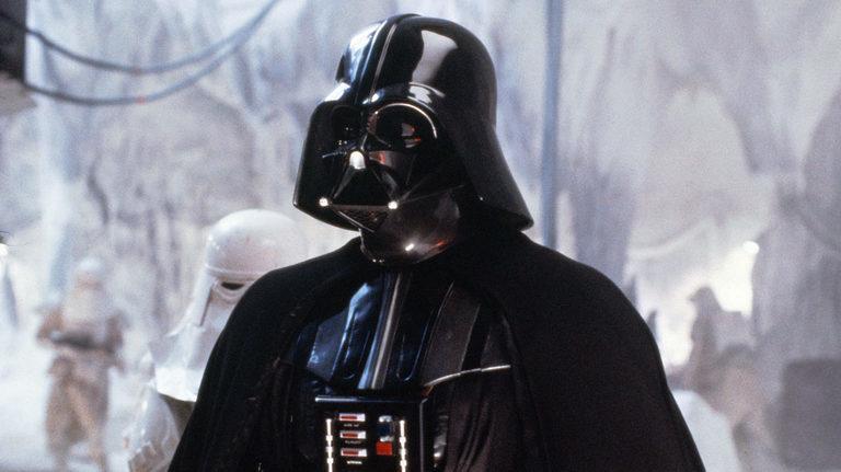 Darth Vader wears a CPAP for his sleep apnea