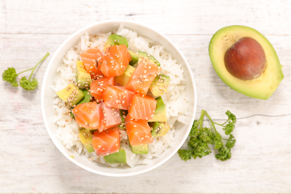 Tuna and salmon promote healthy sleep