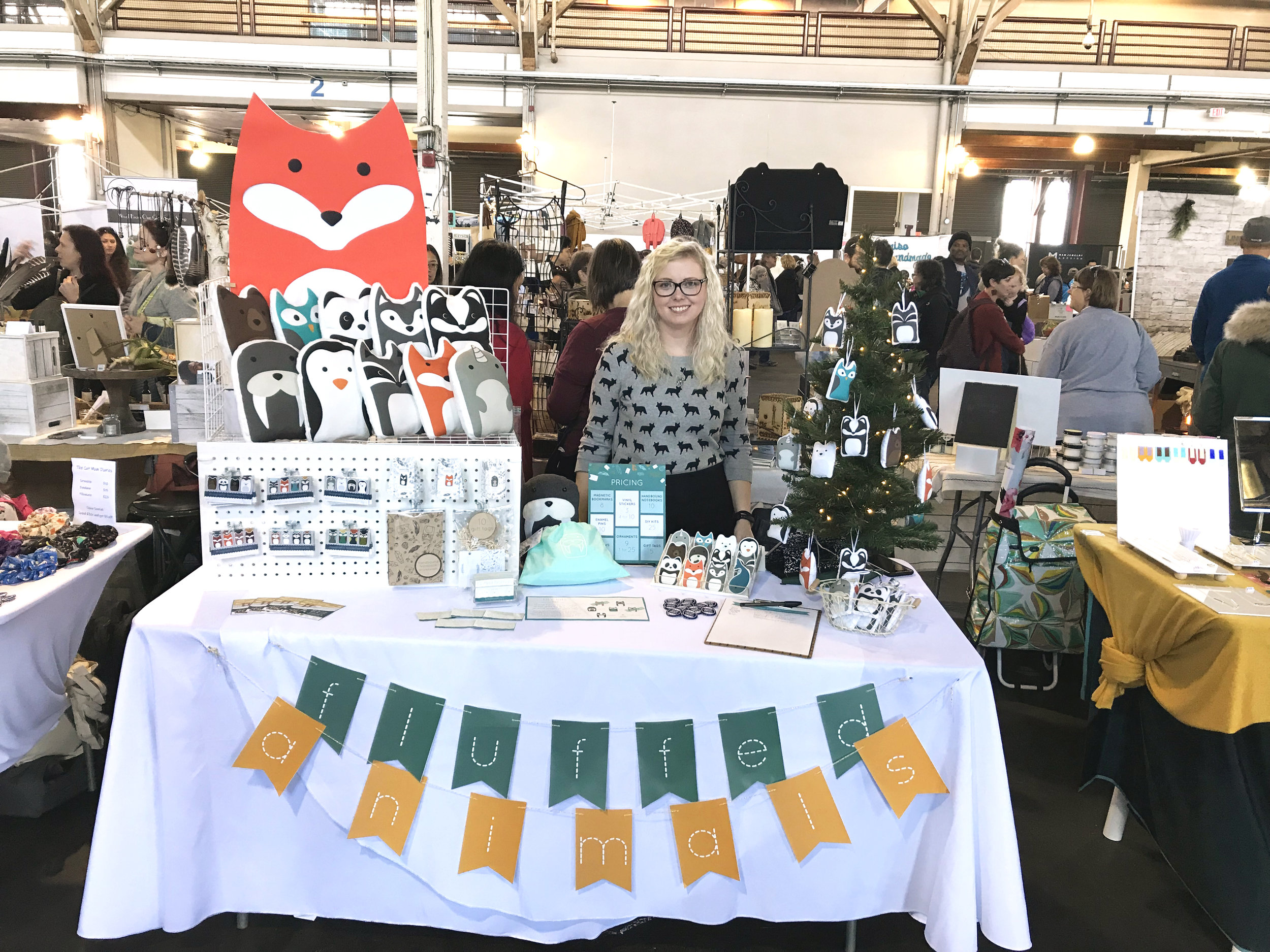 SF Etsy Indie Holiday Emporium 2018