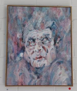 Portrait of Francis Bacon , Mark Chu