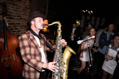 Darcy McNulty, Jazz Party - image supplied