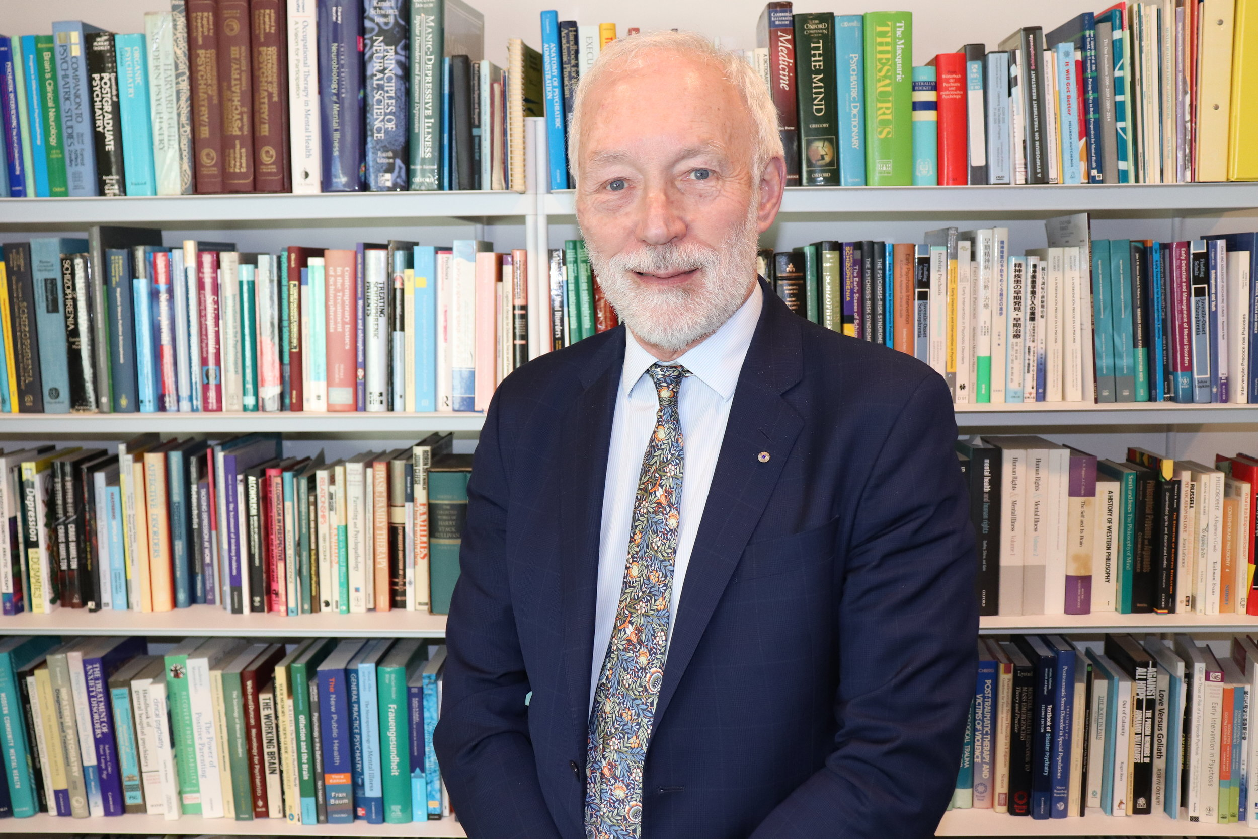 Professor Pat McGorry AO, Melbourne, 19 July 2019