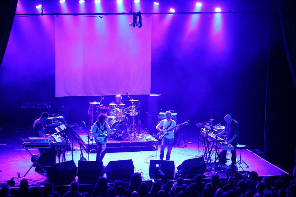 Performing with Goblin  Fonda Theatre, Hollywood  3 May 2014  Photo by Scott Feinblatt
