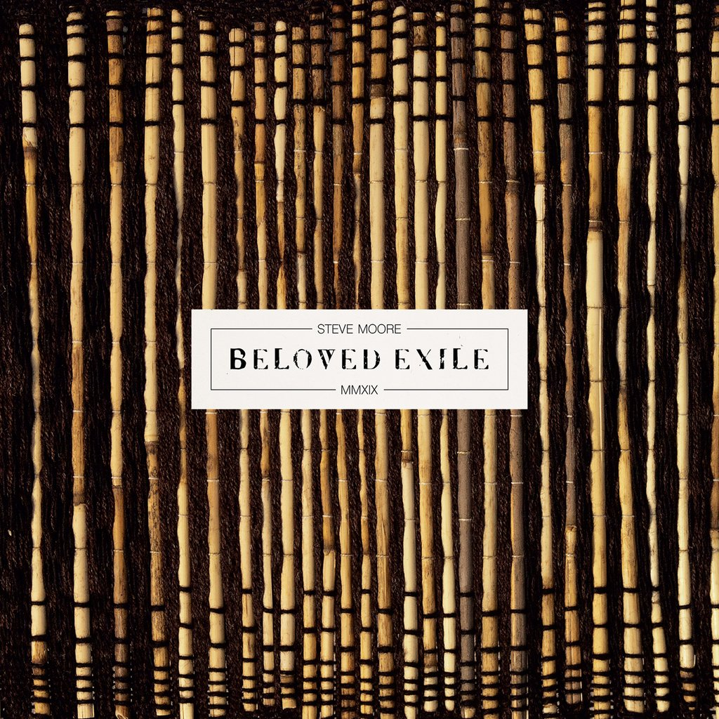 Beloved Exile album cover art by Vega Määttä Siltberg