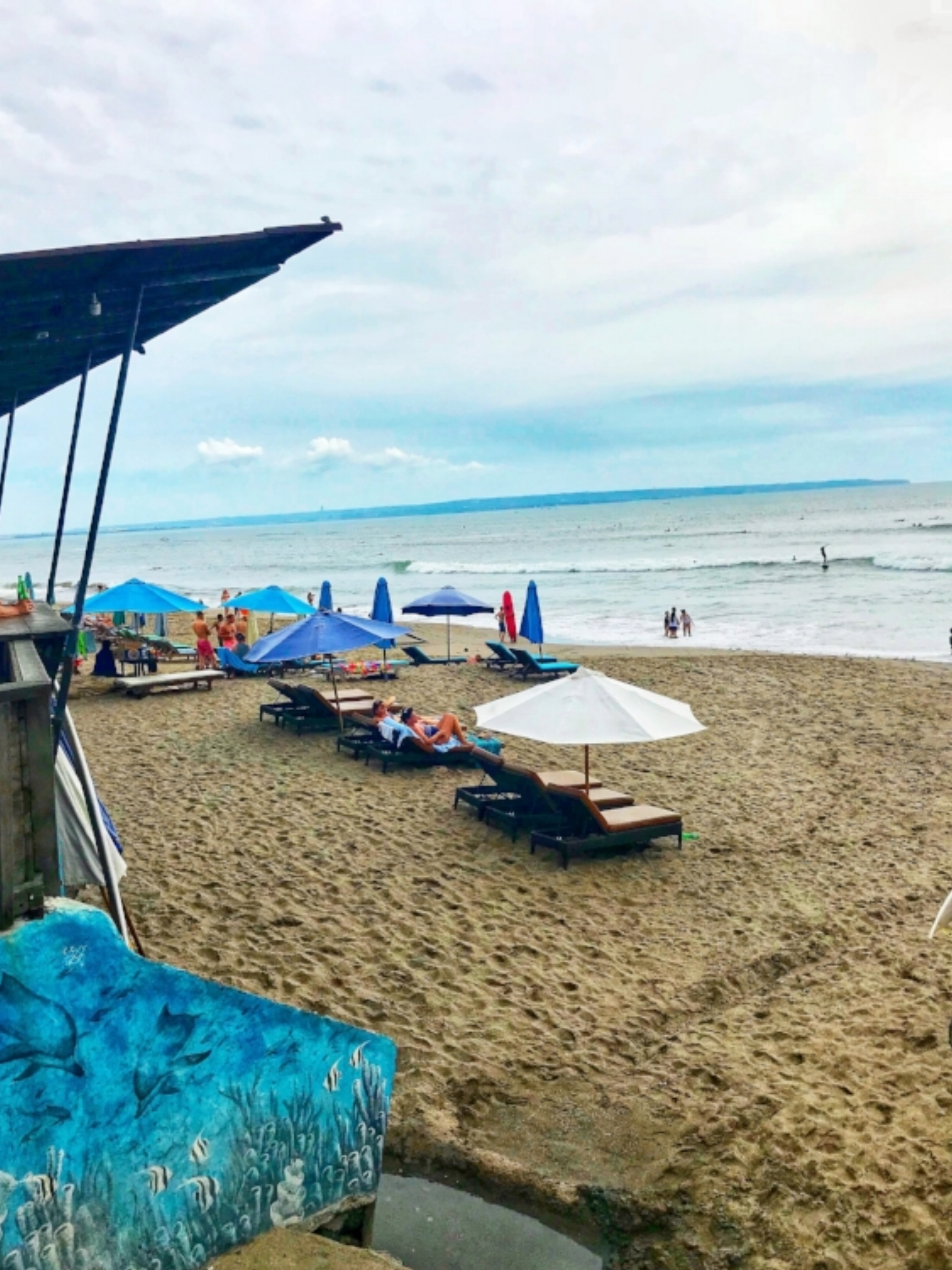 Batu Bolong Beach Canggu Bali beach