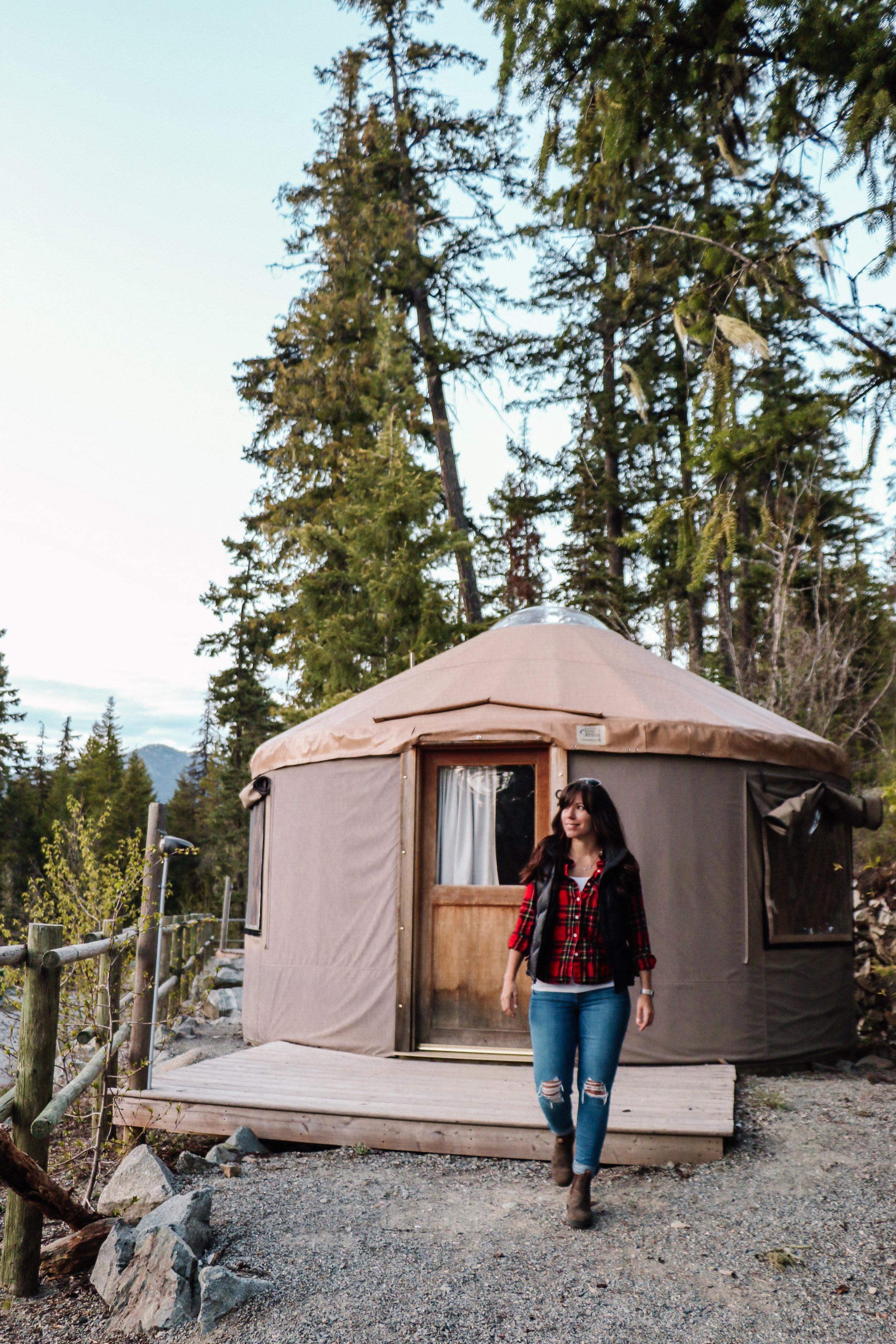 Awesome luxury camping ideas in Canada
