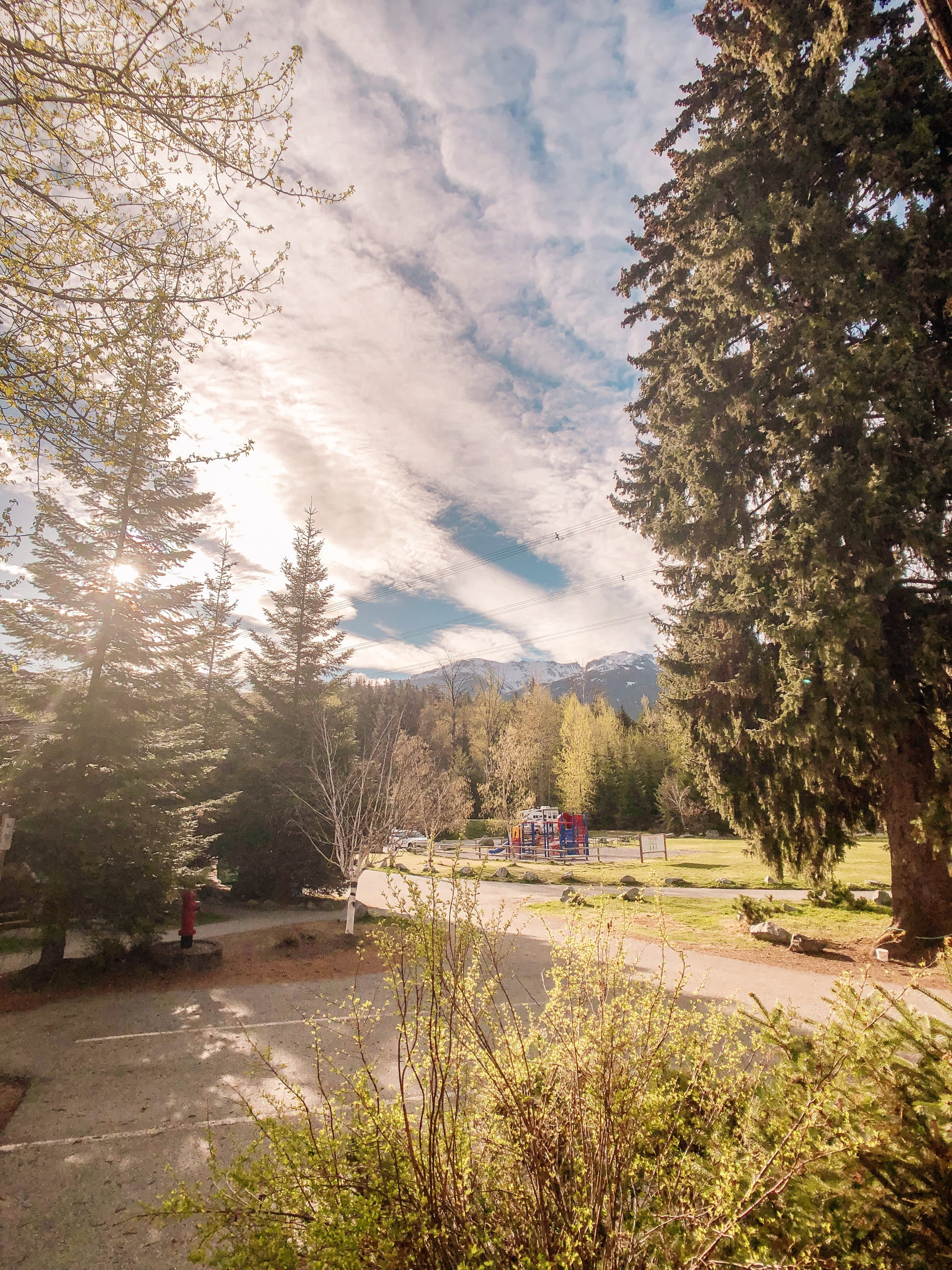 Awesome activities and fun things to do for kids in Whistler Canada campground