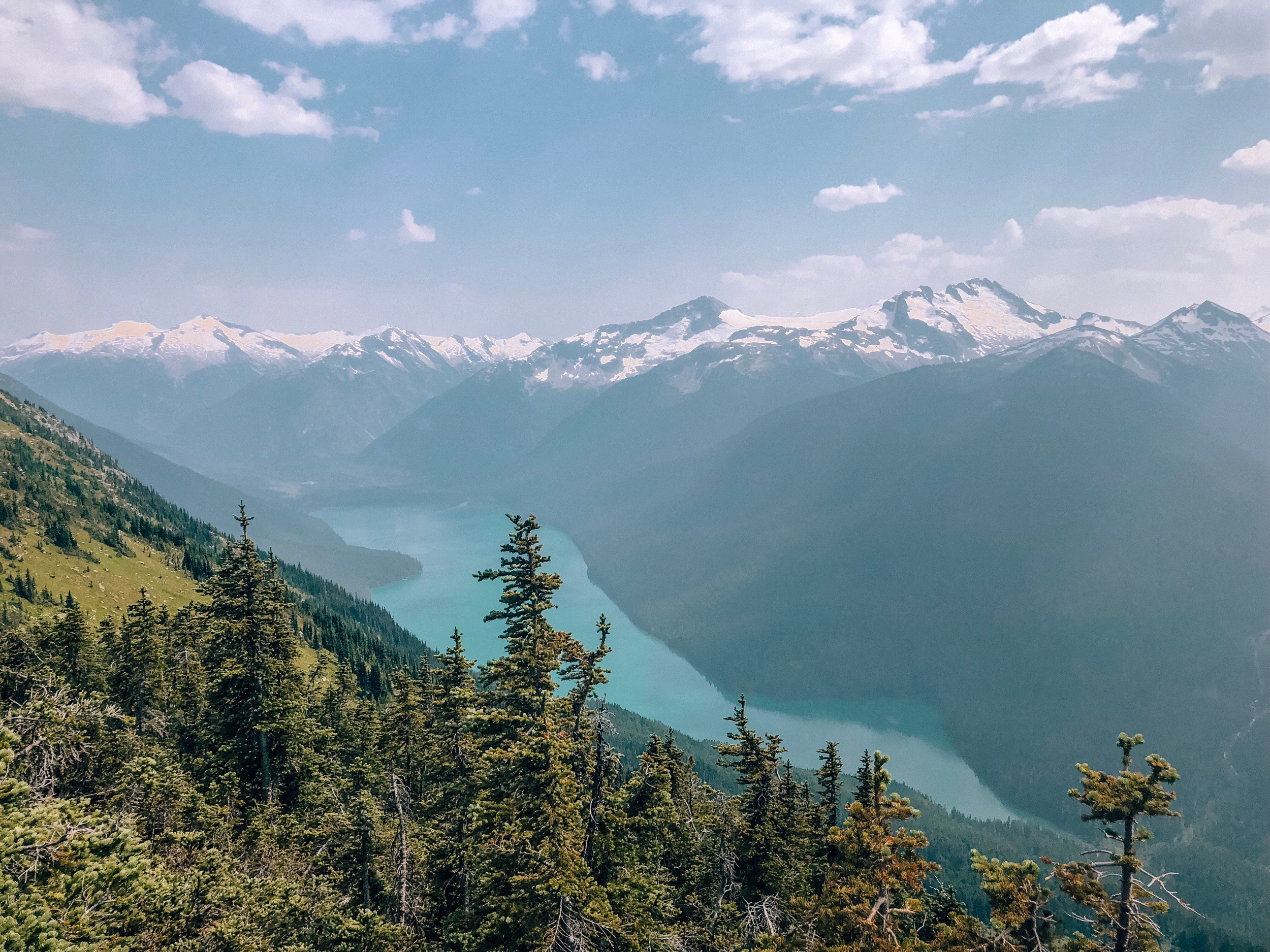 Best hikes with scenic views in Whistler BC Canada