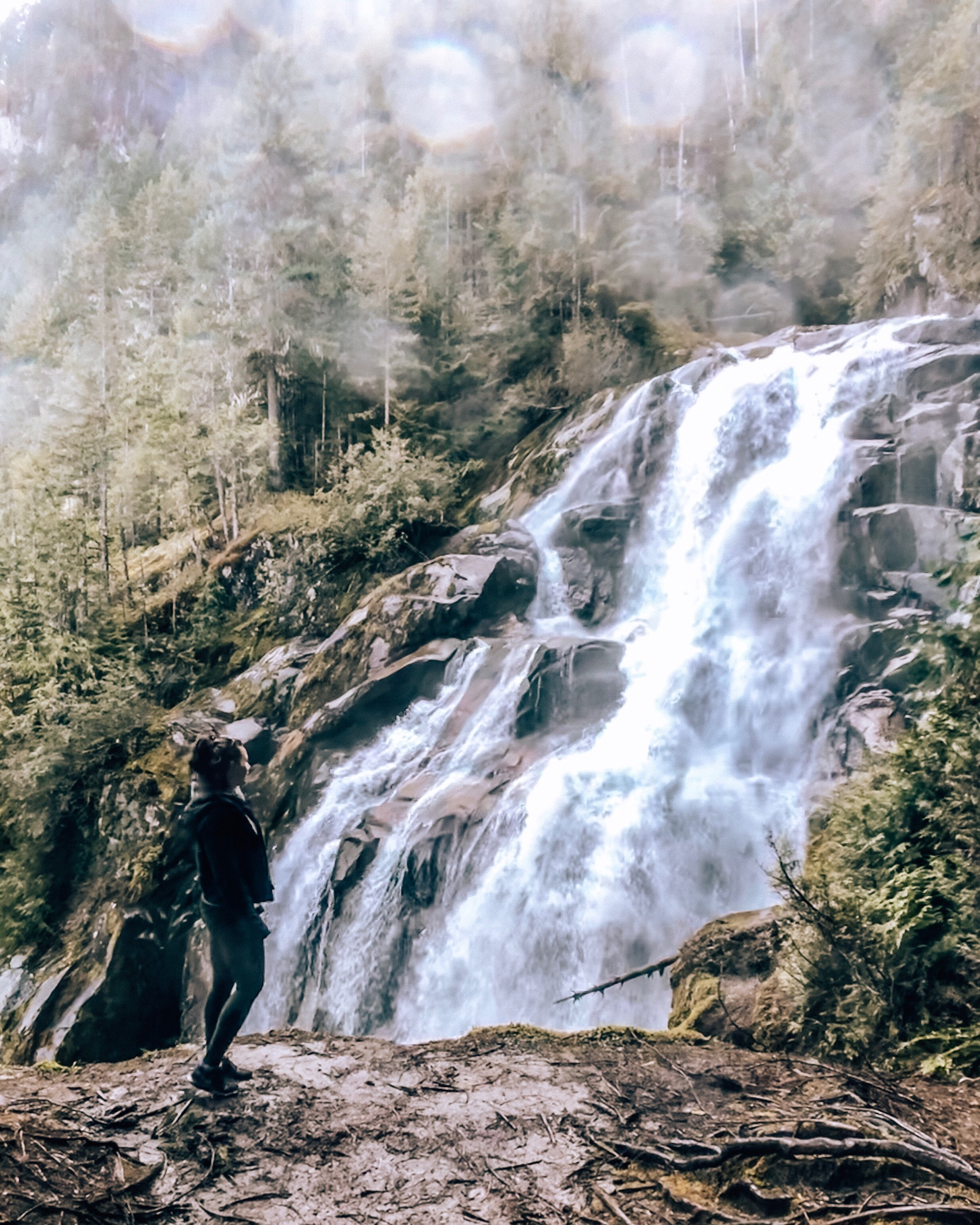 Crooked Falls Hike in Squamish British Columbia