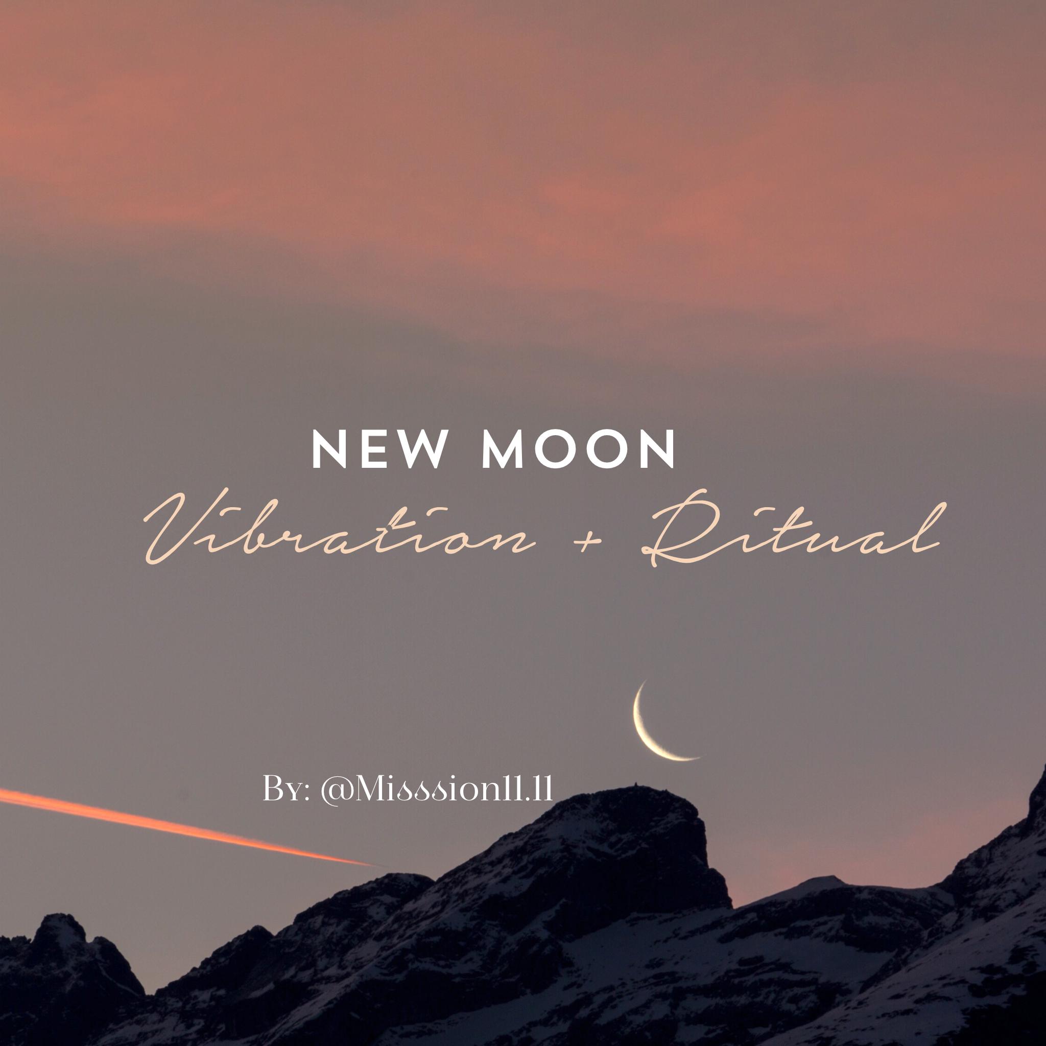 New Moon in Gemini Ritual