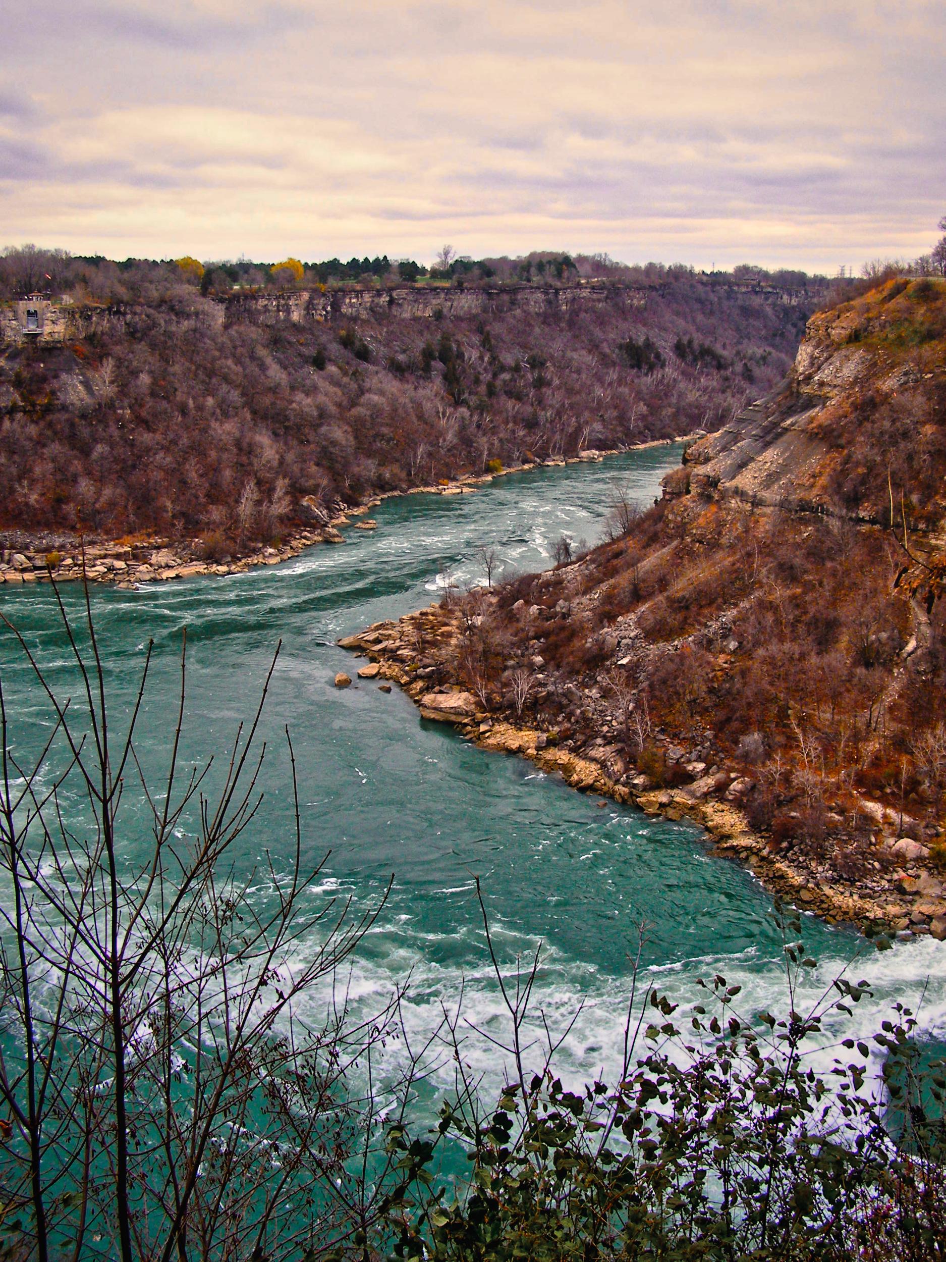 Whirlpool Rapids Bend, Niagara Park