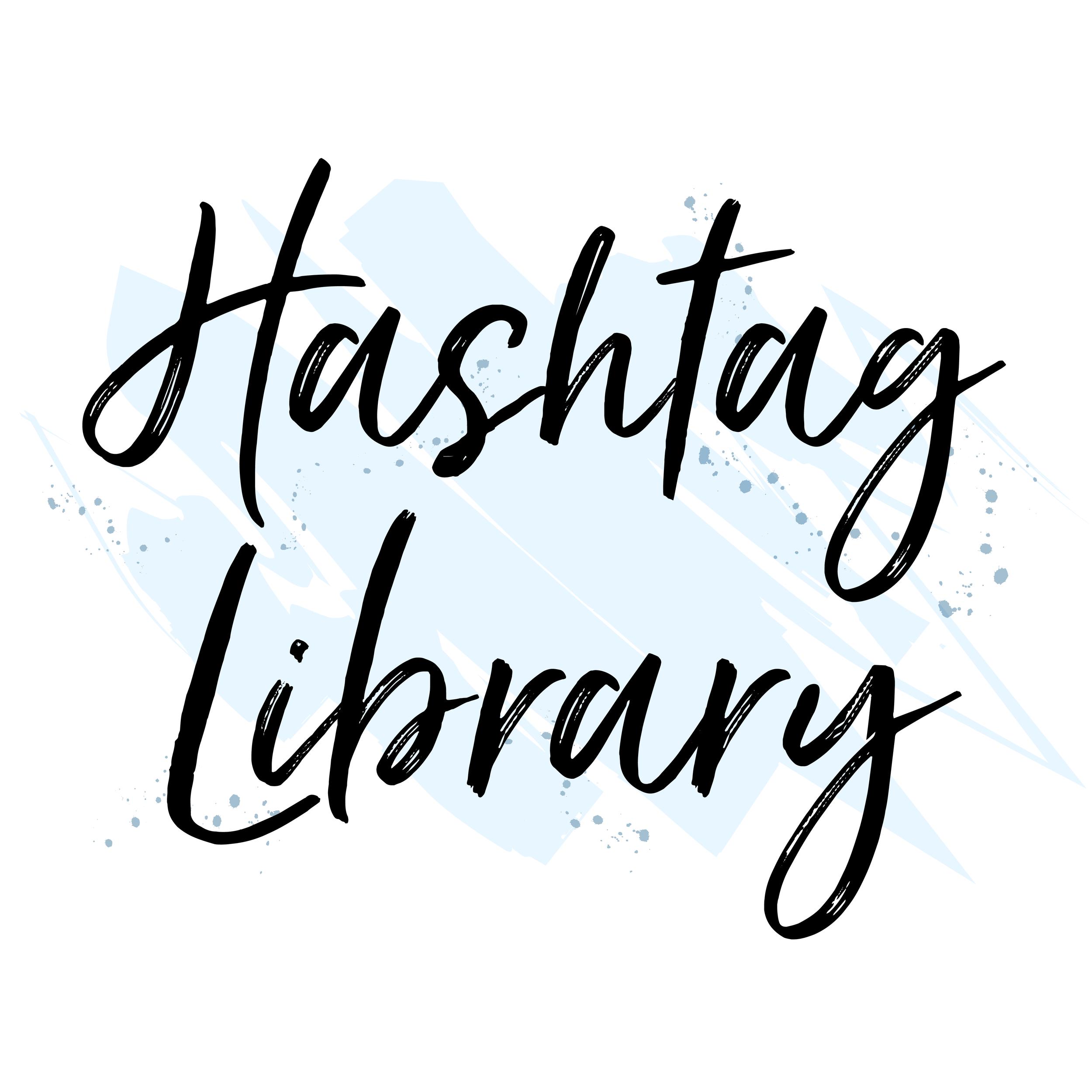 instacrush hashtag library