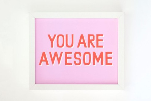 you+are+awesome
