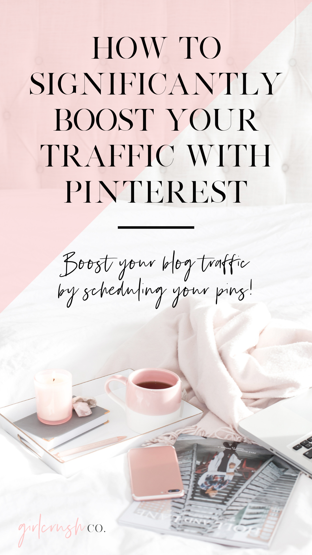 how to significantly boost your blog with pinterest