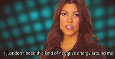 kourtney+kardashian+positive+energy