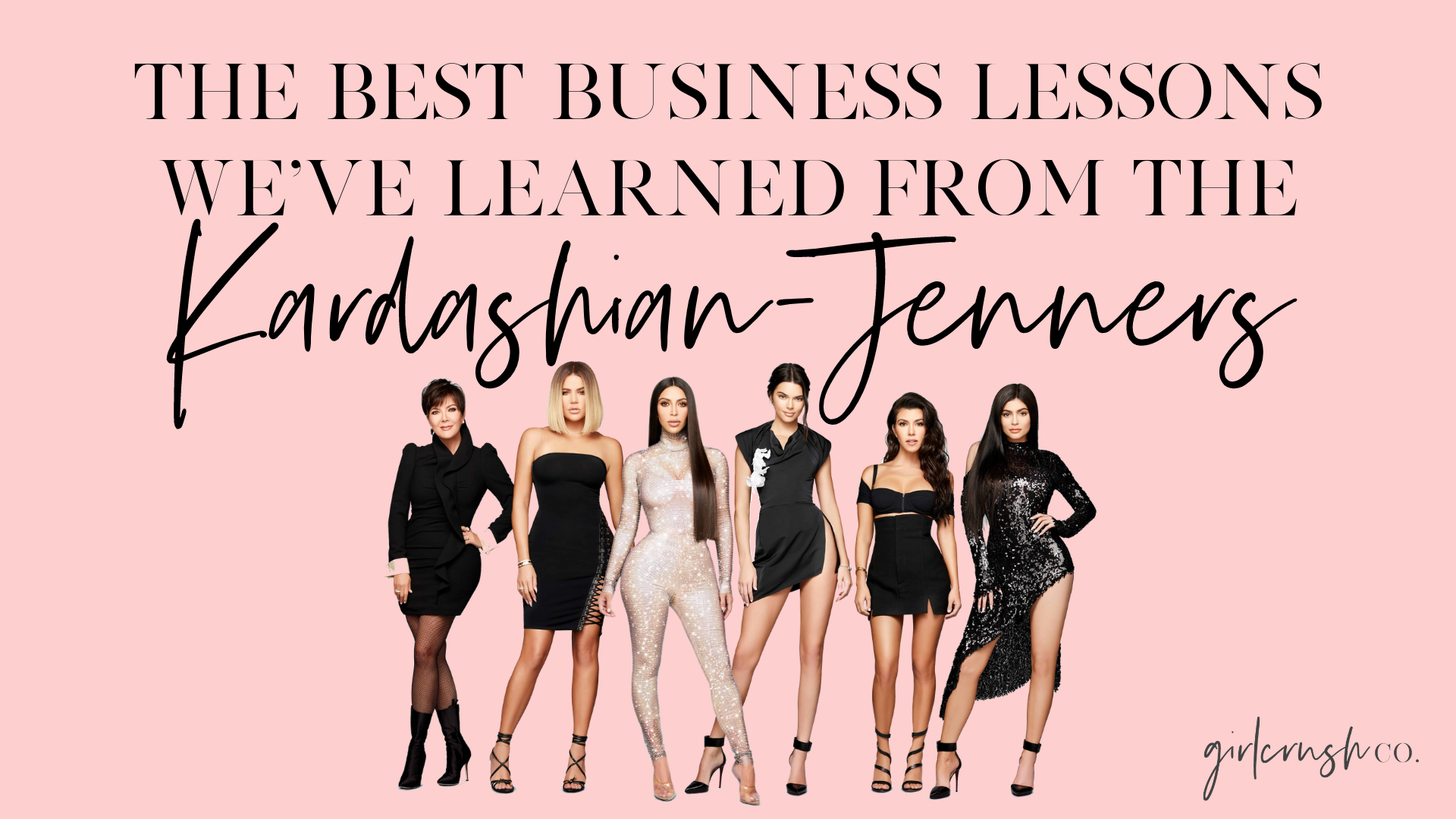 business kardashian