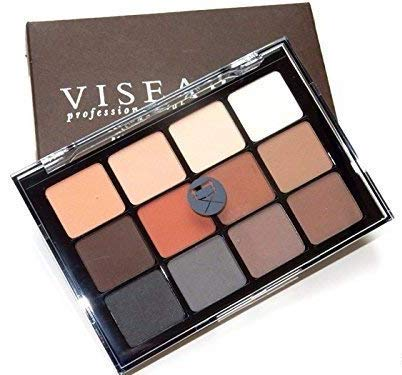 viseart eye shadow