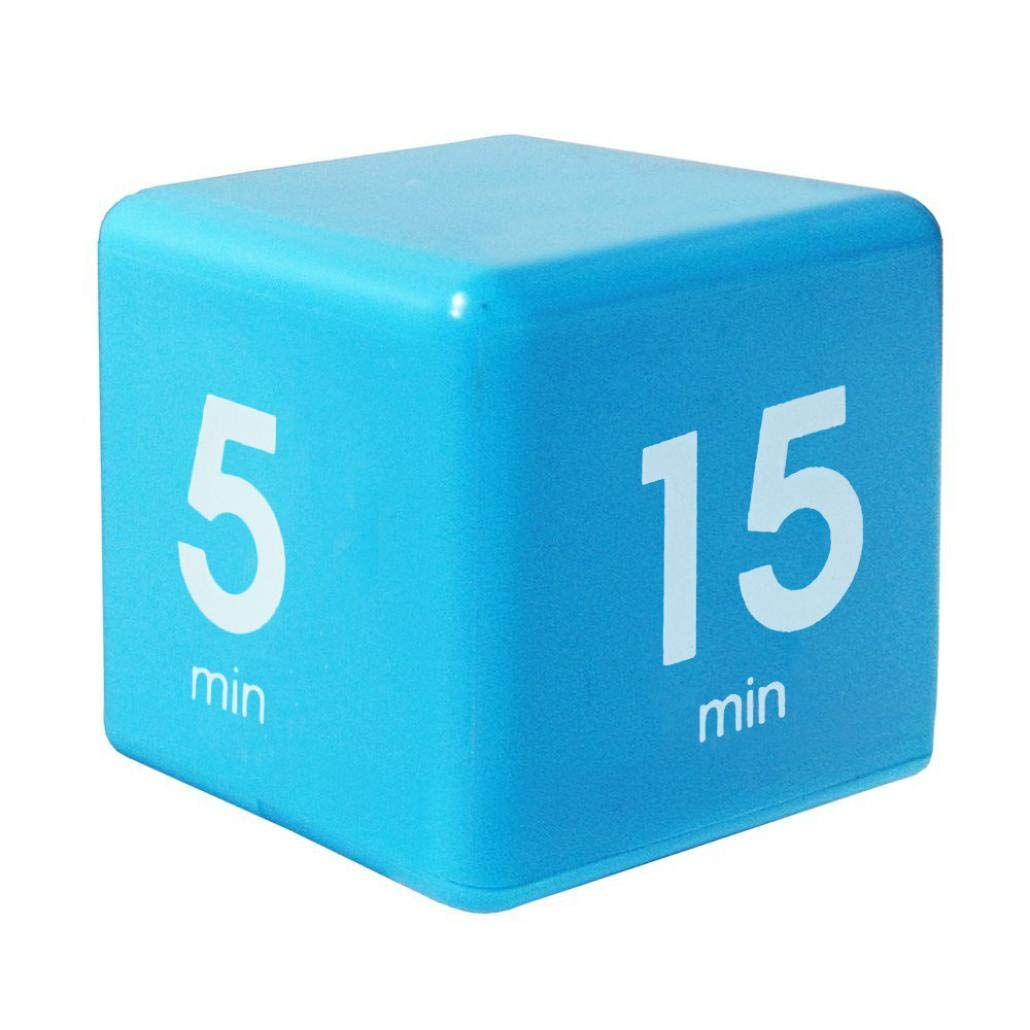 time block cube timer