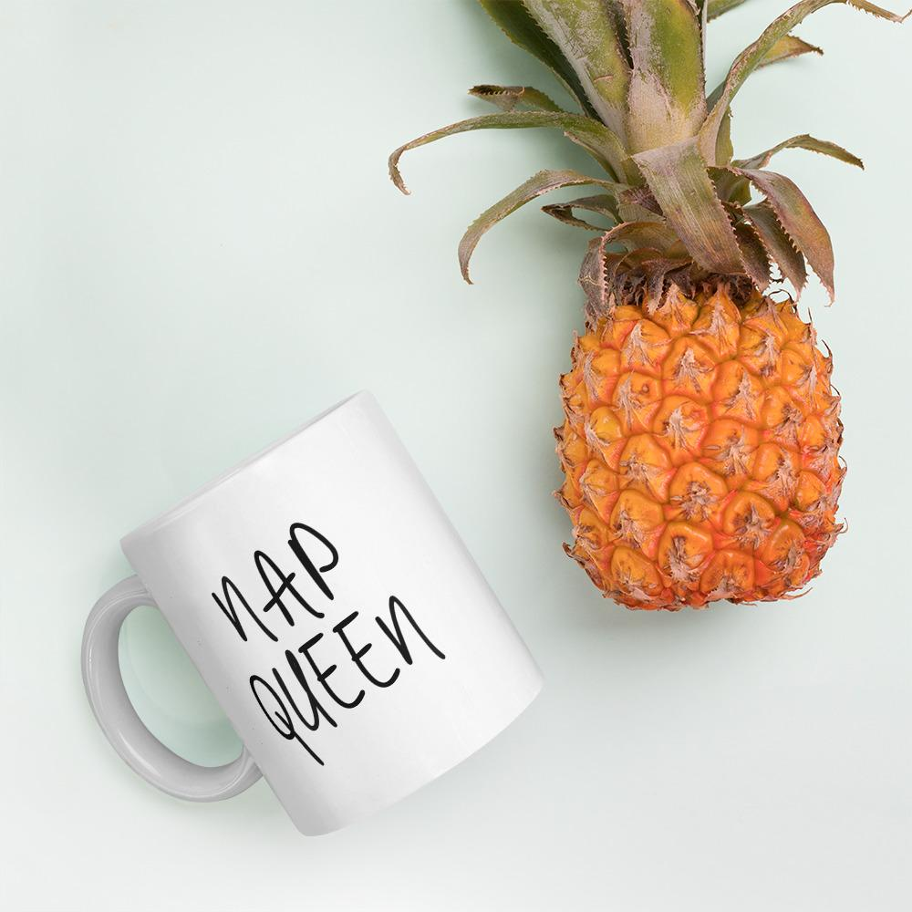 nap queen mug infatuation the label