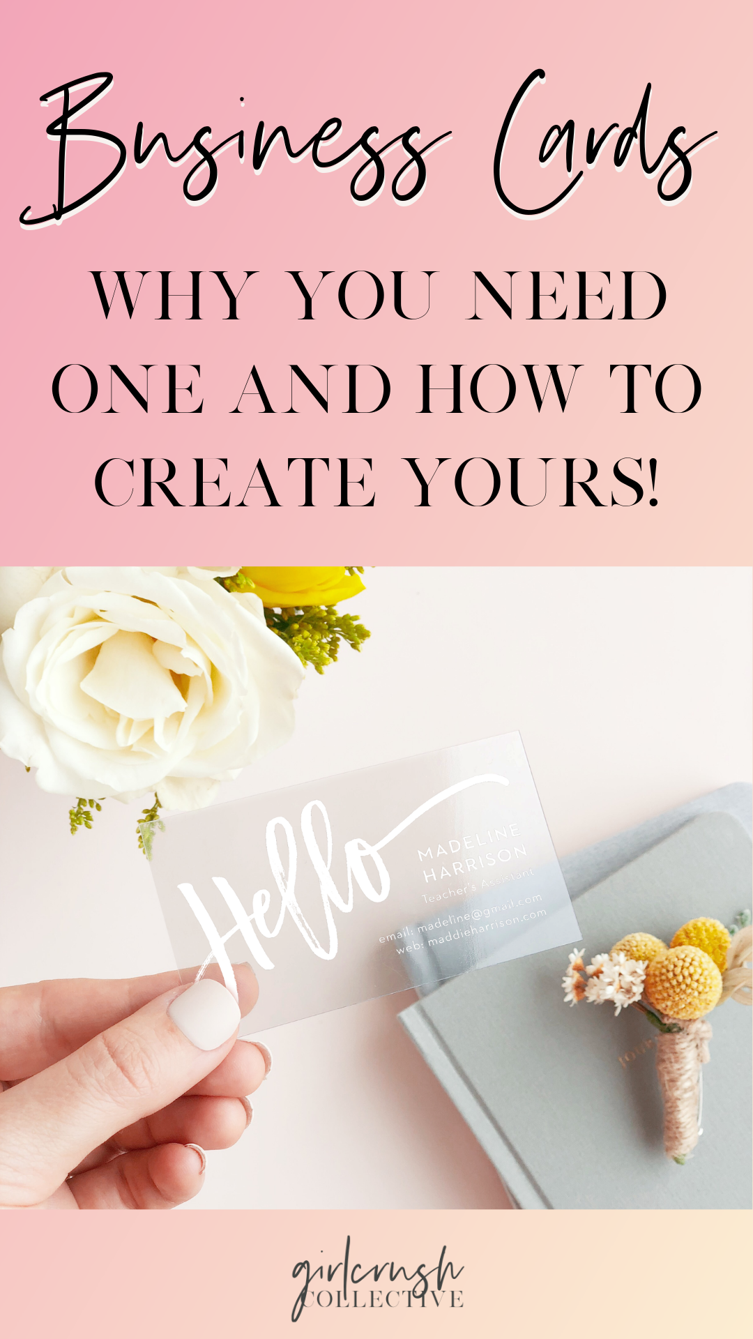 Basic Invite - business cards why you need them and how to make one