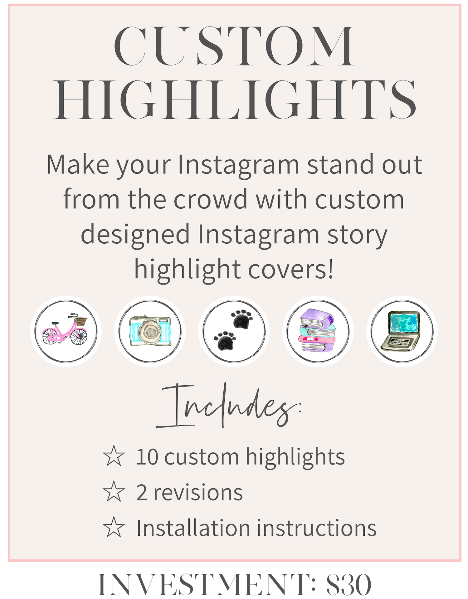 girlcrush collective instagram highlight service