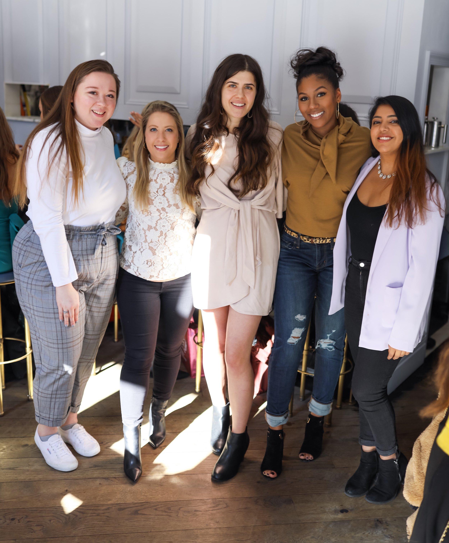 nyc brunch squad girlcrush